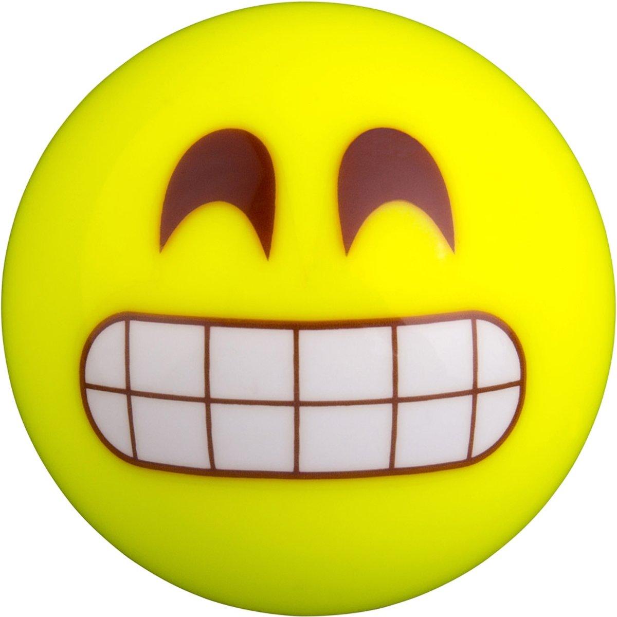 Grays Emoji Hockeybal - Ballen  - geel - ONE