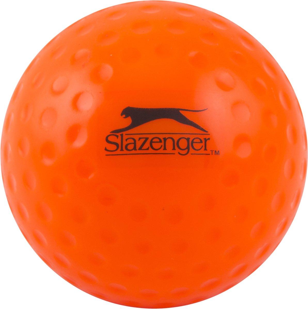 Hockeybal Dimple - reject - oranje