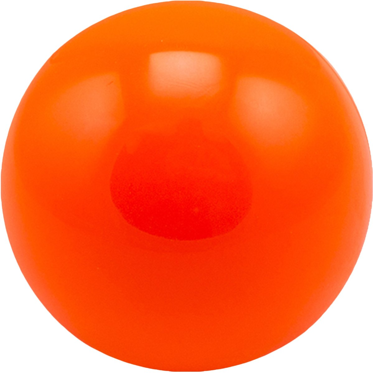 Hockeybal oranje - zonder logo