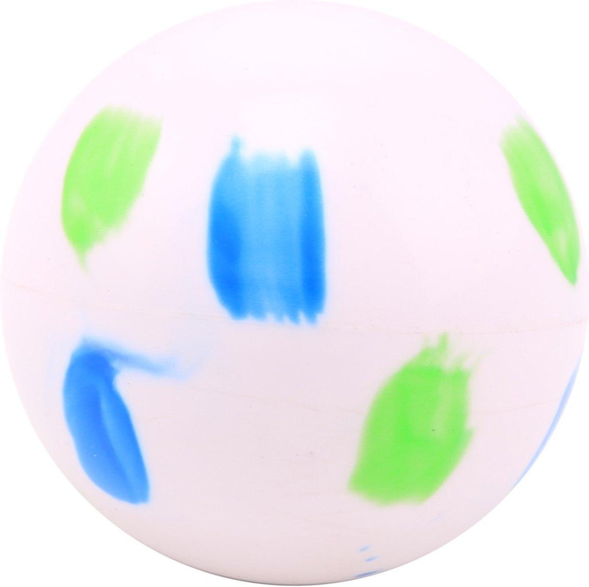 Hockeybal multicolor - blauw/groen