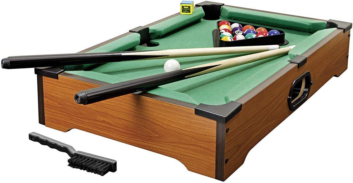 Philos poolbiljart tafelspel 510x320x95mm