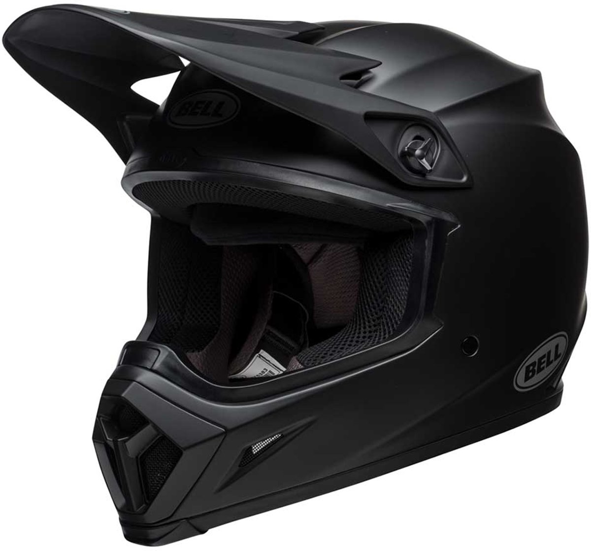 Bell Crosshelm MX-9 MIPS® Matte Black-XS