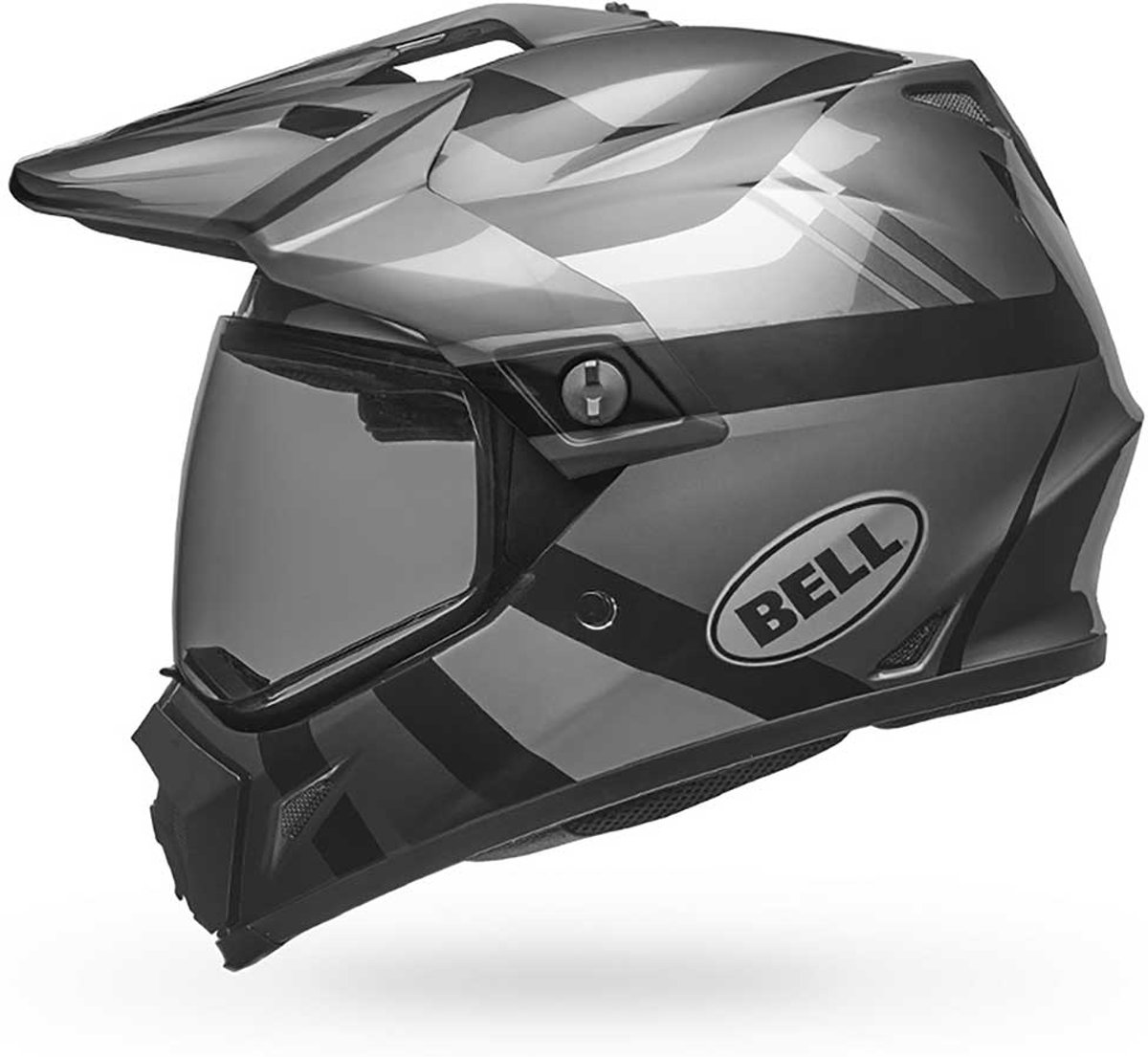 Bell Crosshelm/Endurohelm MX-9 Adventure MIPS® Limited Edition Matte/Gloss/Blackout-XL