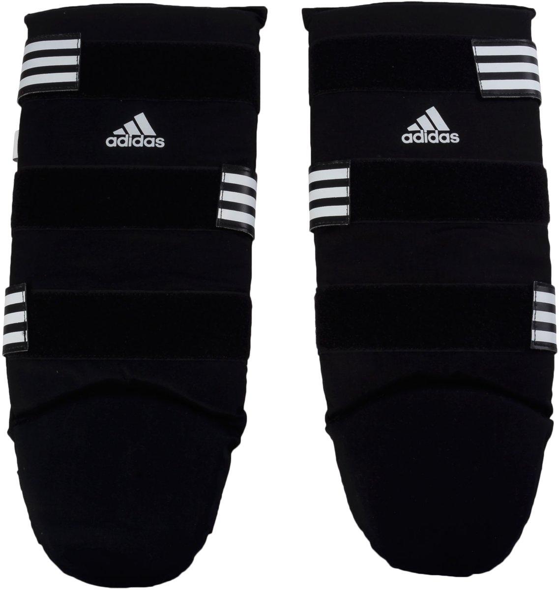 Adidas Boxing scheenbeschermers Good XS zwart/wit