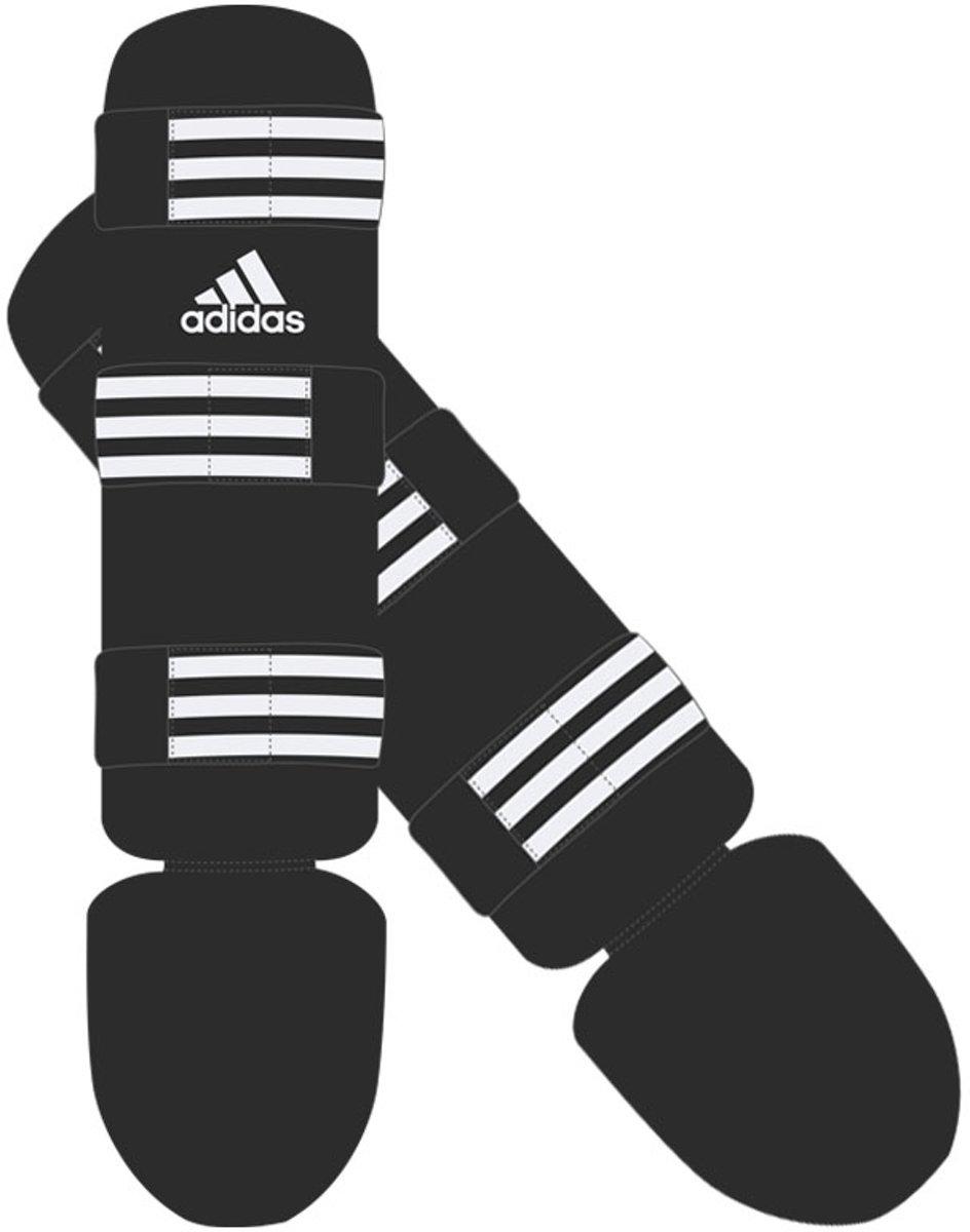 adidas Scheenbeschermers Good Zwart/Wit Extra Extra Small