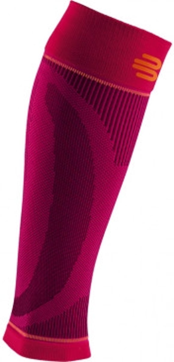 Bauerfeind -Sports compression sleeves - onderbeen- rose - maat s