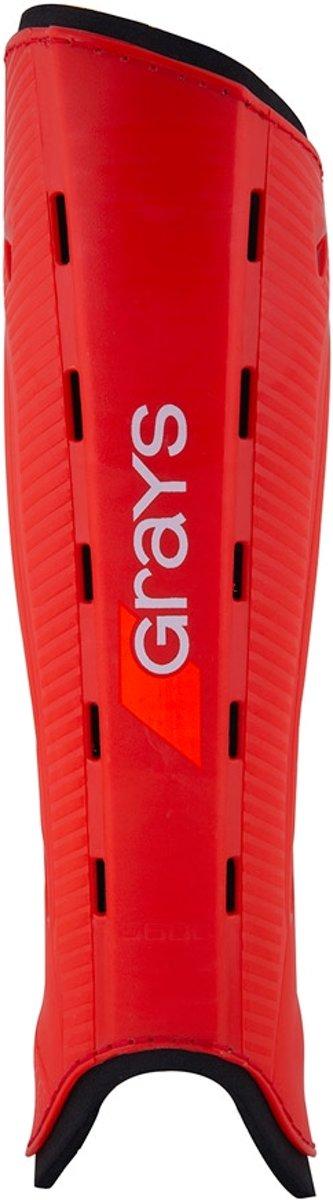 Grays G600 Scheenbeschermers - Scheenbeschermers  - rood - XS