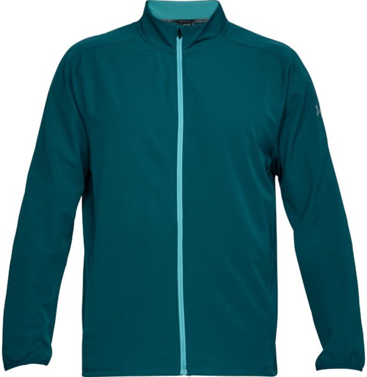 Under Armour Storm Out&Back Sweat Jacket Sportjas - Heren - Maat S - Tourmaline Teal