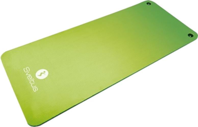 Sveltus trainingssmat 140 x 60 cm PVC groen