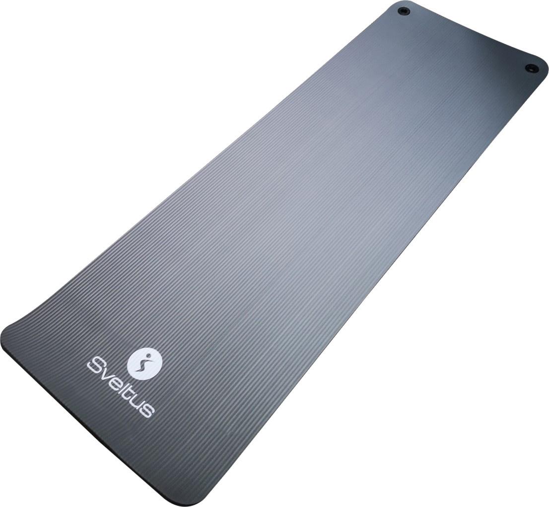 Sveltus trainingssmat 180 x 60 cm PVC grijs