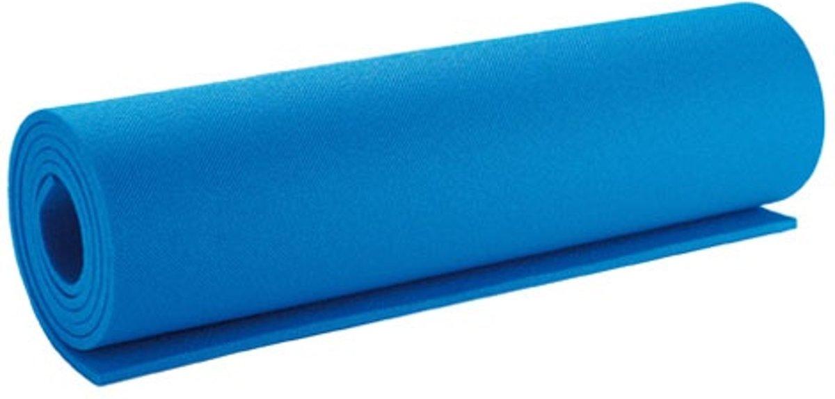 Beco Fitnessmat 180 X 51 Cm 8 Mm Blauw