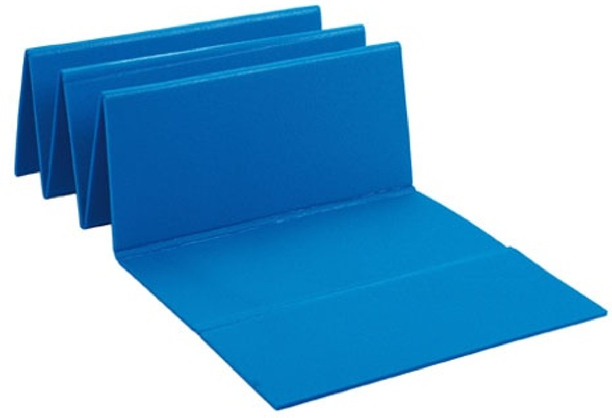 Beco Fitnessmat 180 X 51 Cm 7 Mm Blauw