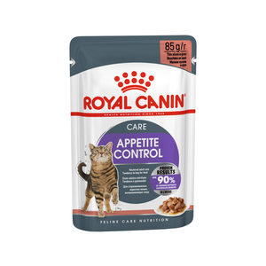 Royal Canin Appetite Control Care in Gravy - 12 x 85 gr