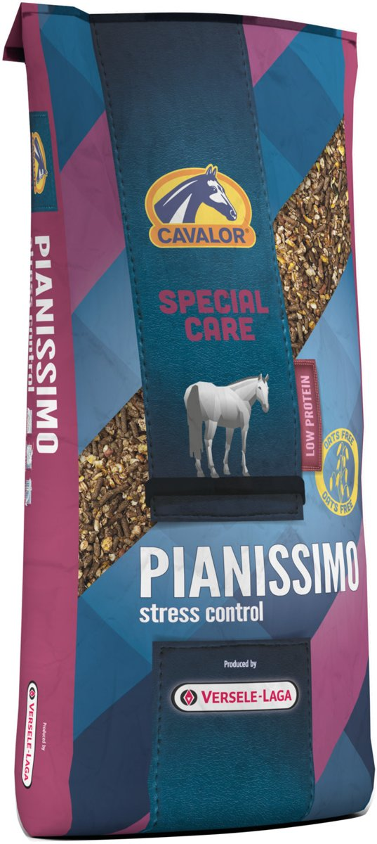 Cavalor Pianissimo Stress Control - Paardenvoer- 20kg