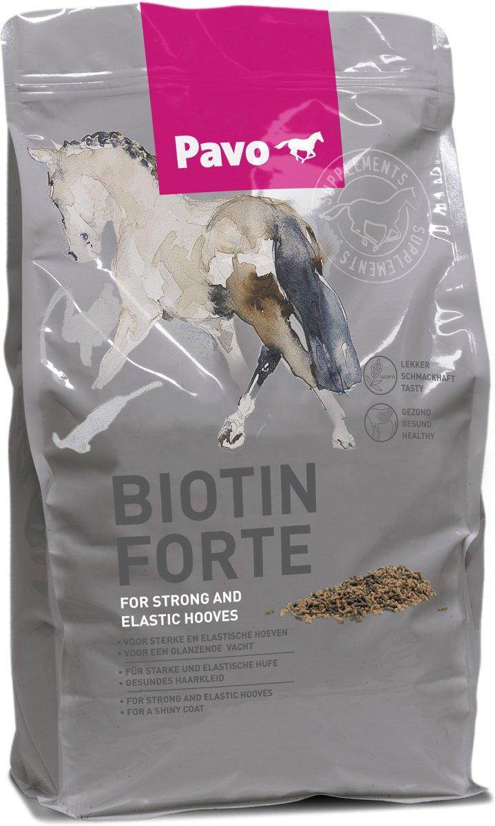 Pavo Biotin Forte - 3 kg