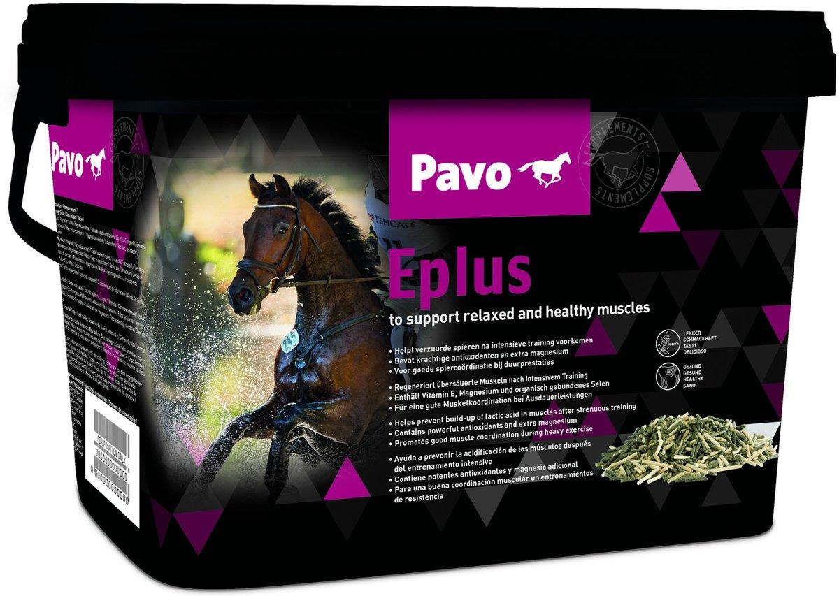 Pavo Eplus - Voedingssupplement - 3 kg