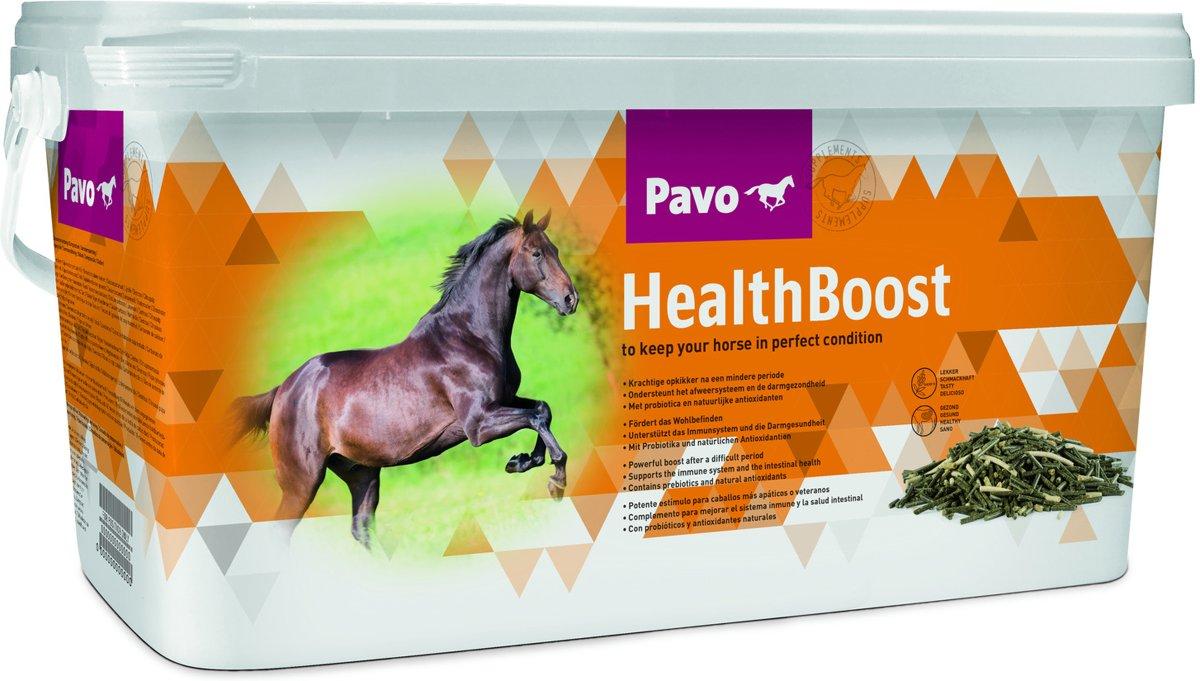 Pavo Health Boost - Voedingssupplement - 8 kg