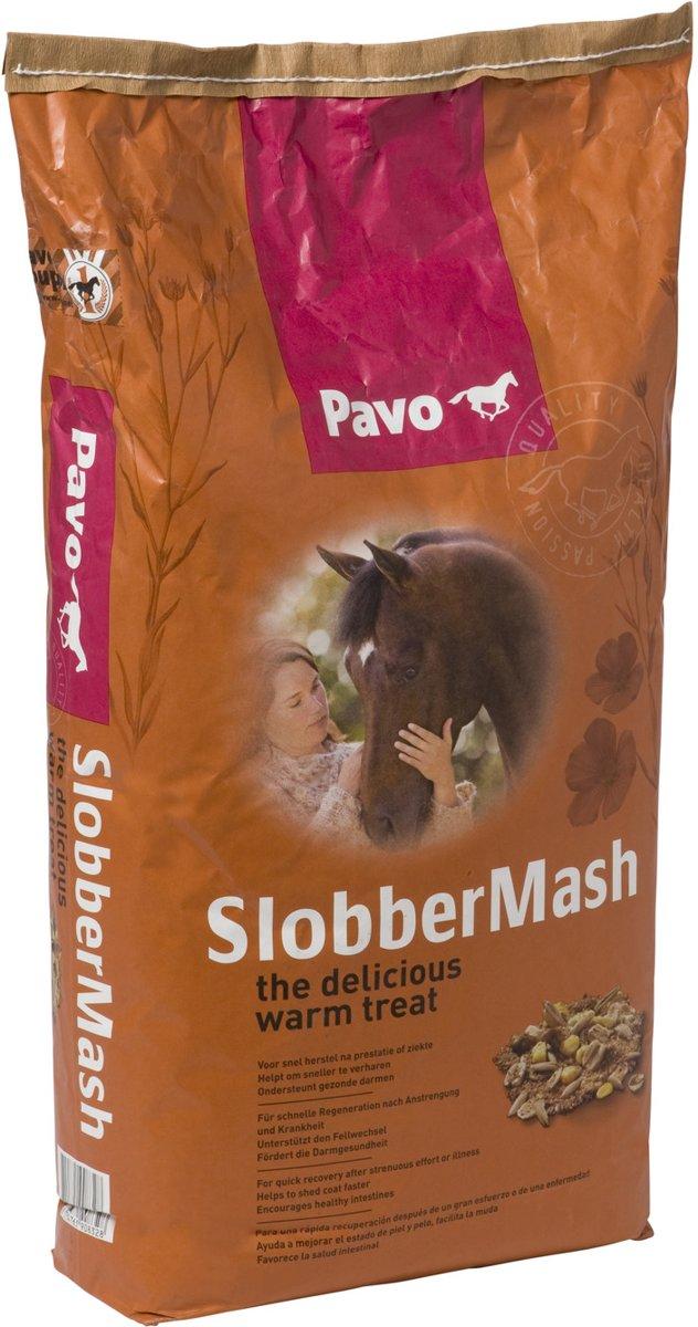 Pavo SlobberMash - Paardenvoer - 15 kg