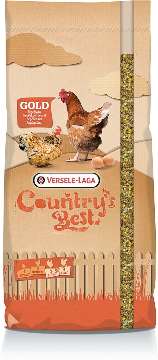 Versele-Laga Country`s Best Gold 4 Mix - Kippenvoer - 20 kg