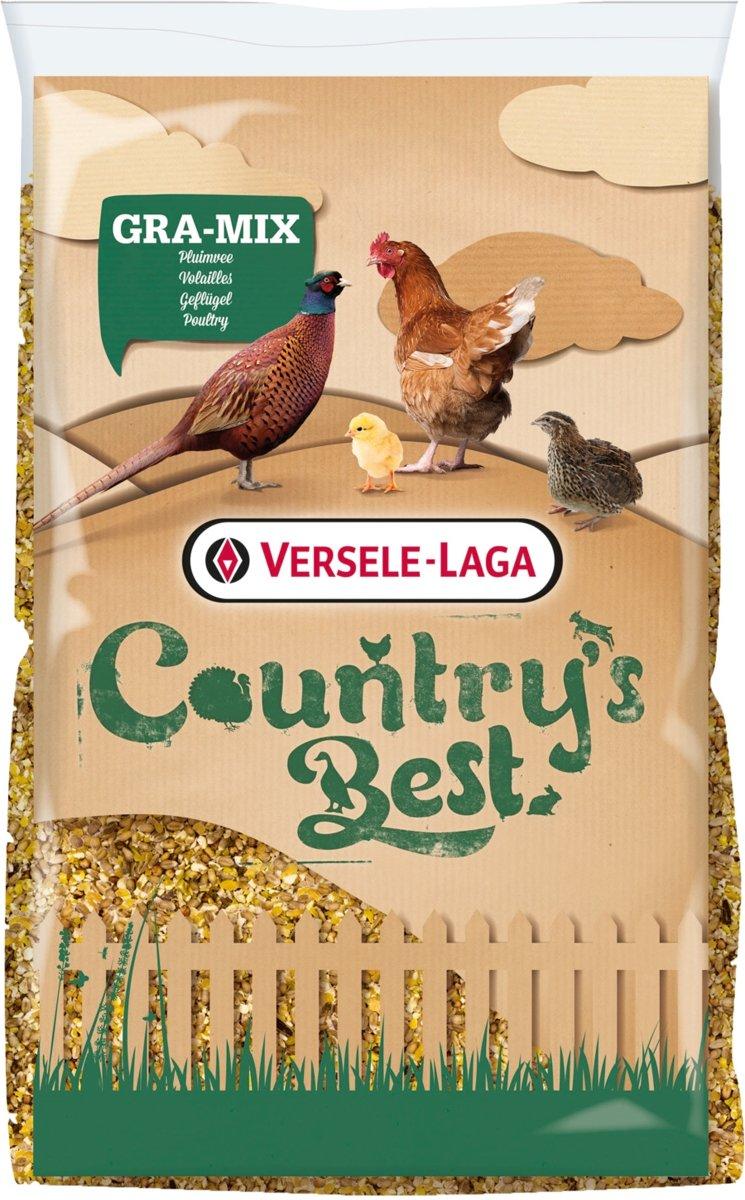 Versele-Laga Country's Best Gra-mix - Kippenvoer - 20 kg