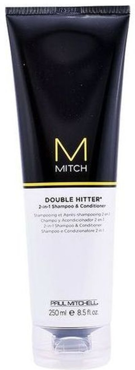 MITCH double hitter 2in1 shampoo&conditioner 1000 ml