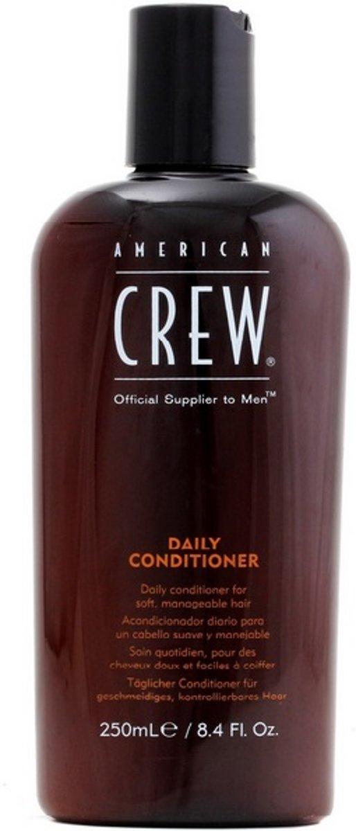 MULTI BUNDEL 4 stuks American Crew Daily Conditioner 250ml