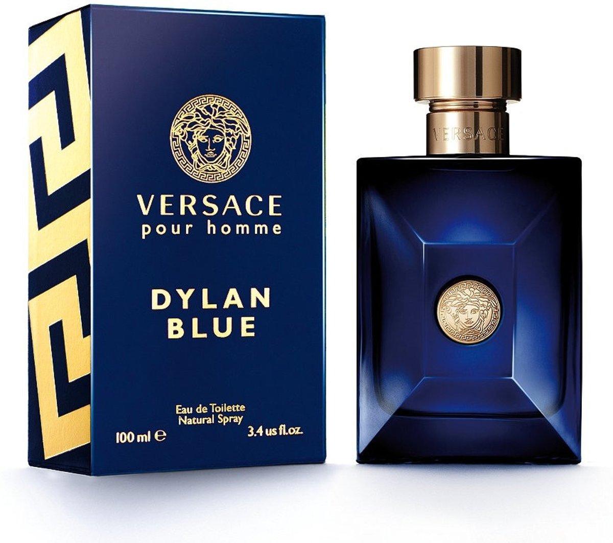 Versace - Dylan Blue Eau De Toilette - 30 ml