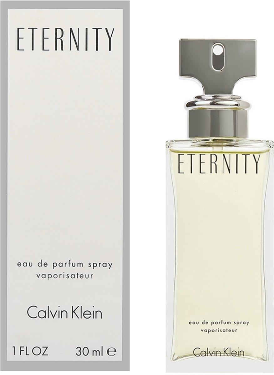 Calvin Klein Eternity 30 ml - Eau de Parfum - Damesparfum