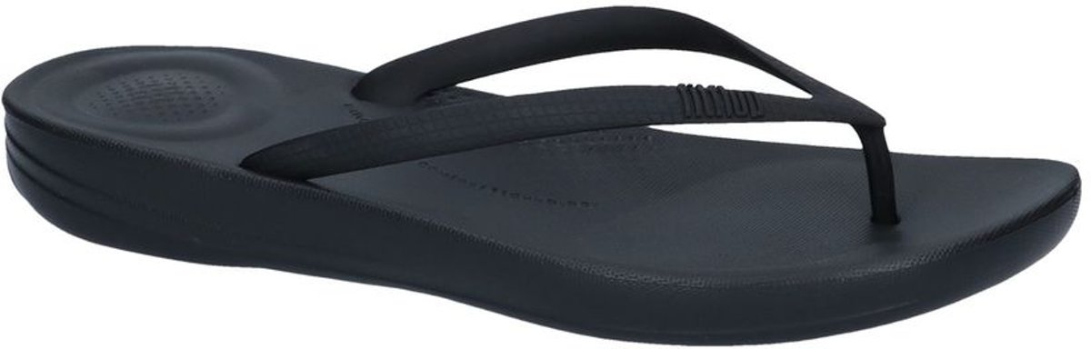 Zwarte Teenslippers FitFlop iQUSHION
