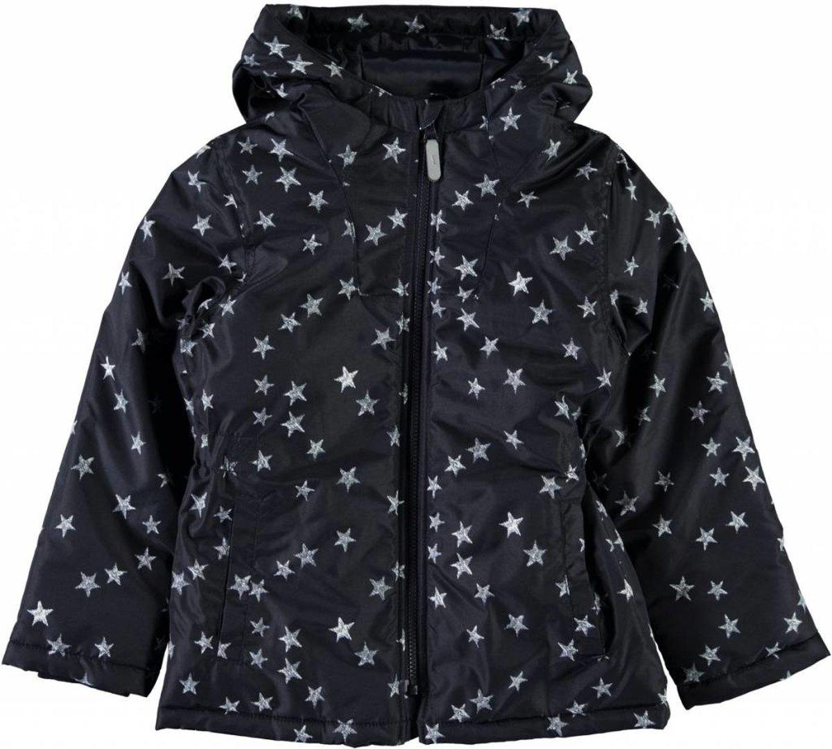 Name-it meisjes winterjas MING Sky captain - 158