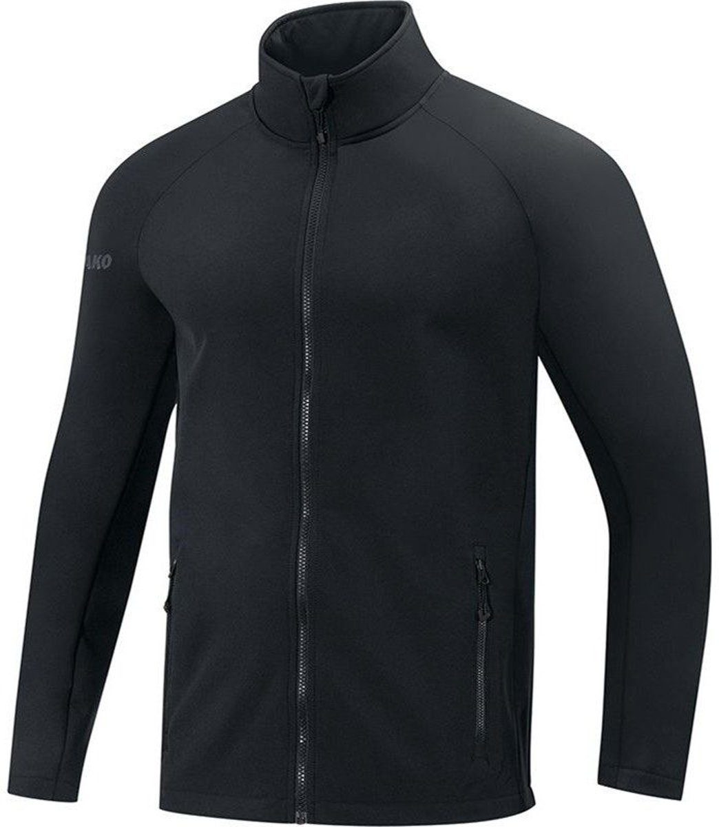 Jako Team Dames Softshell Jas - Softshelljassen  - zwart - 34