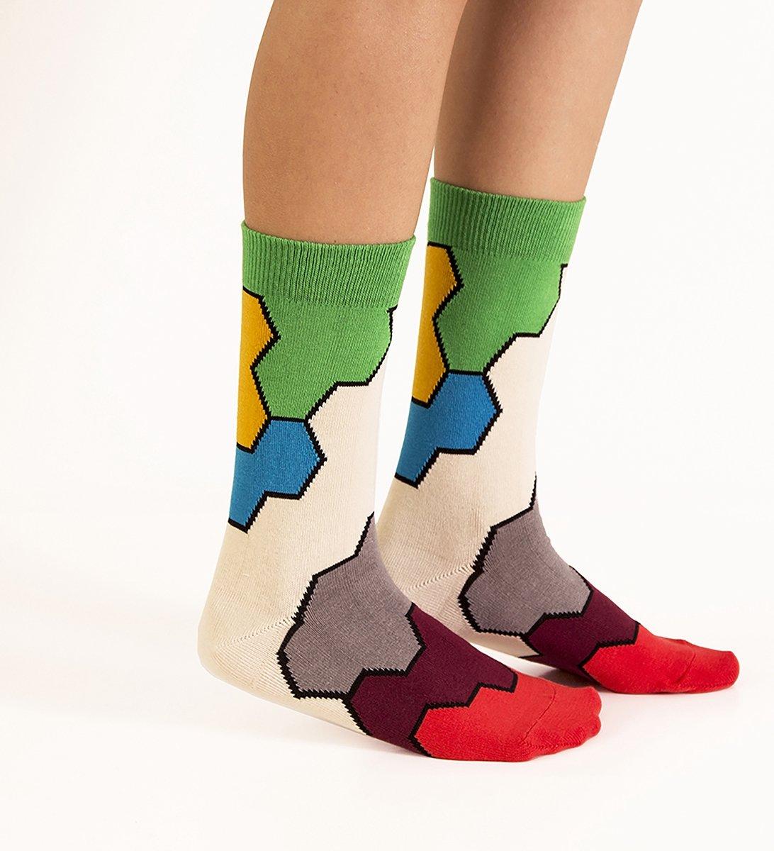Ballonet Socks - Molecule / 36-40