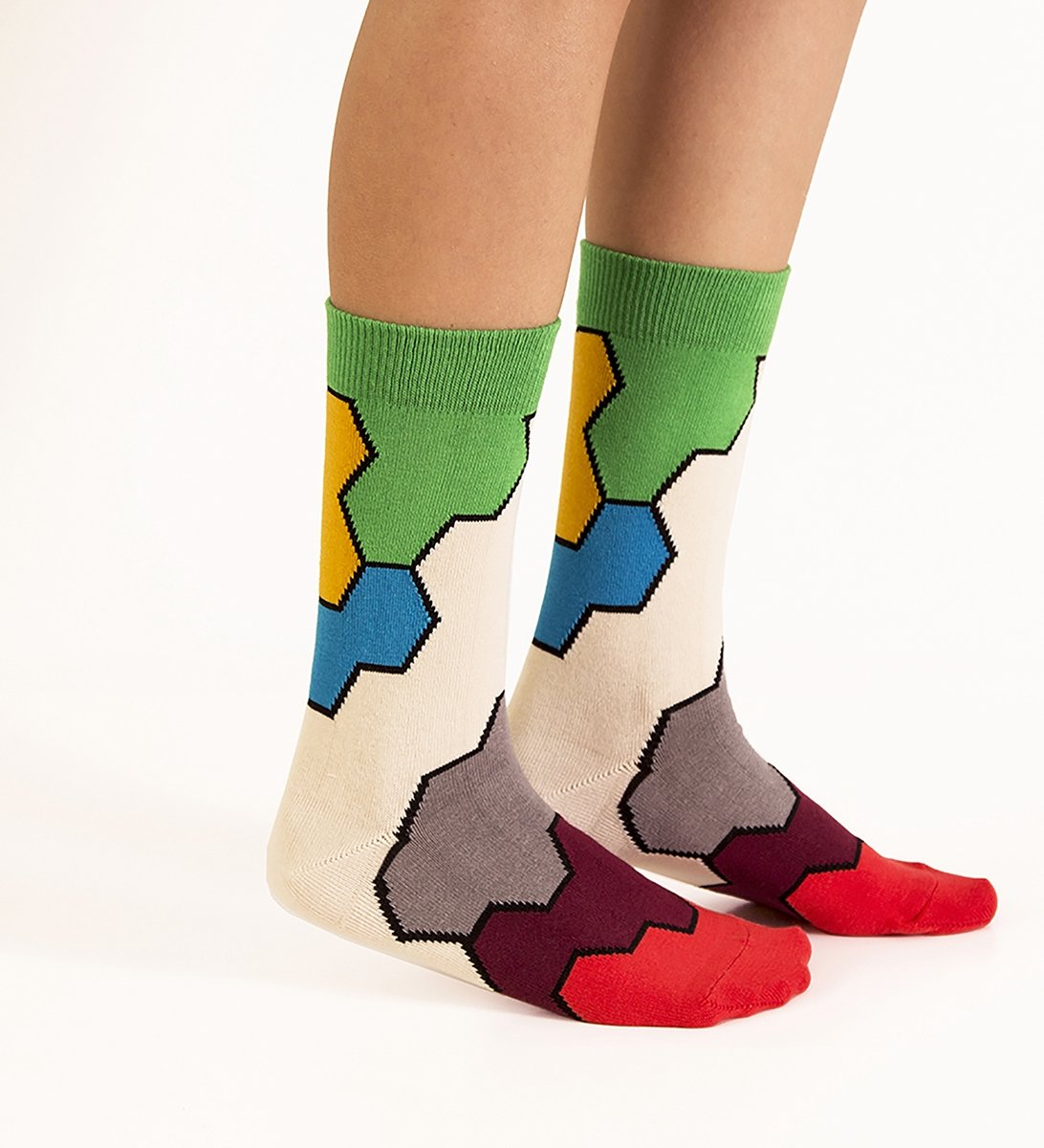 Ballonet Socks - Molecule / 41-46