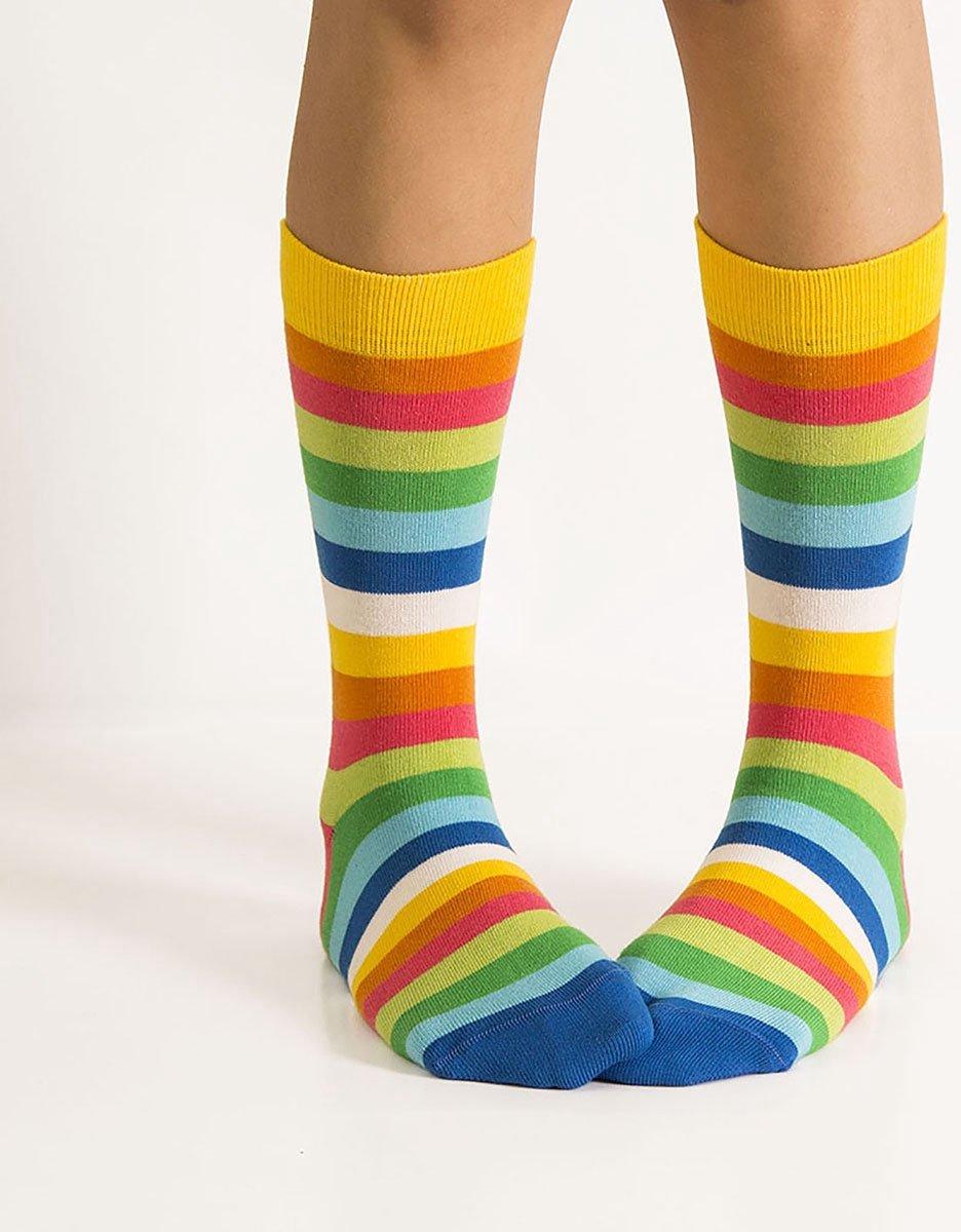 Ballonet Socks - Summer - maat 41/46 - kleurrijke vrolijke sokken