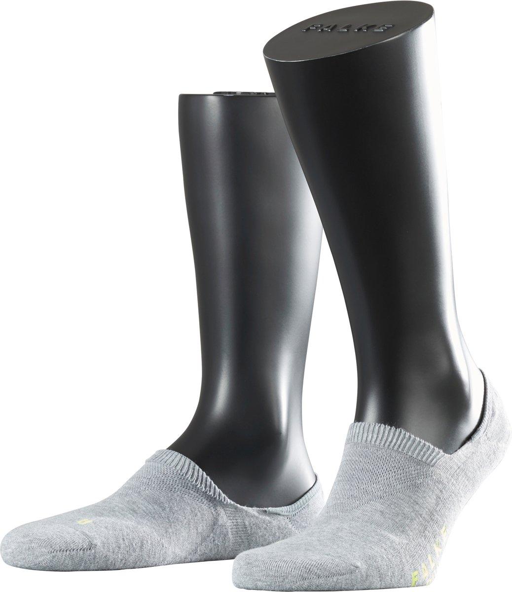 FALKE Cool Kick Sneakersokken - Grijs - Maat 35-36