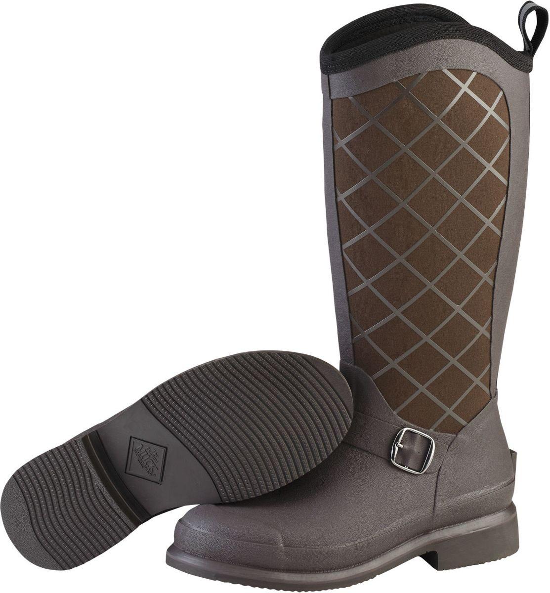 Muck Boot Pacy II Rijlaarzen - Bruin - Dames - Maat 36