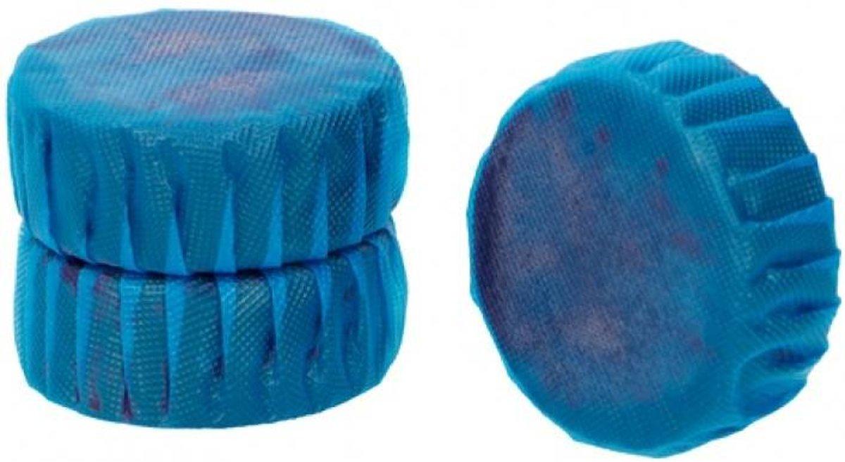 2Clean Toiletblokjes Blauw tbv Geberit Toiletblokhouder (3 Stuks)