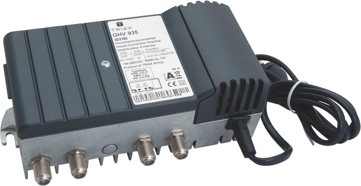 Triax GHV 935 TV signaal versterker 47 - 1006 MHz