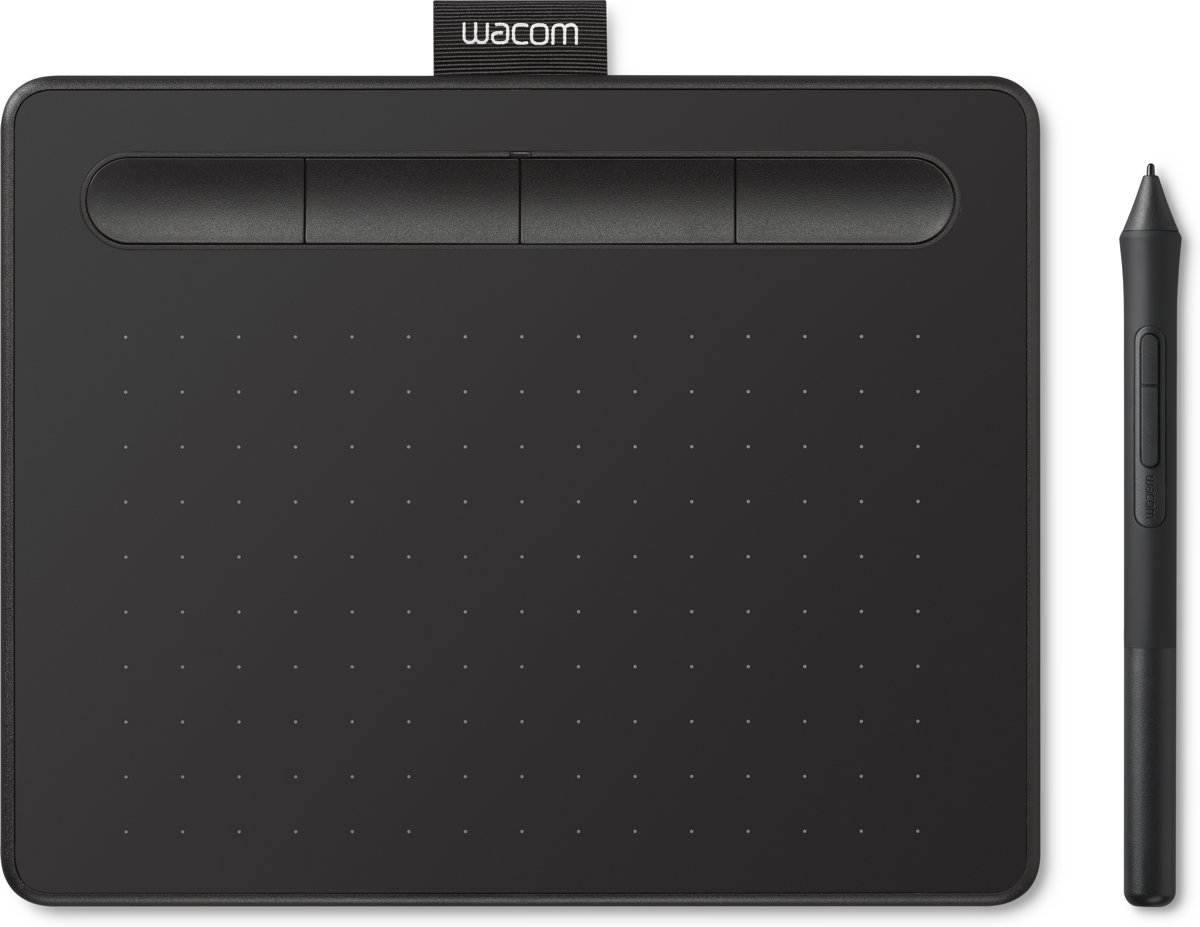 Wacom Intuos Basic Small tekentablet