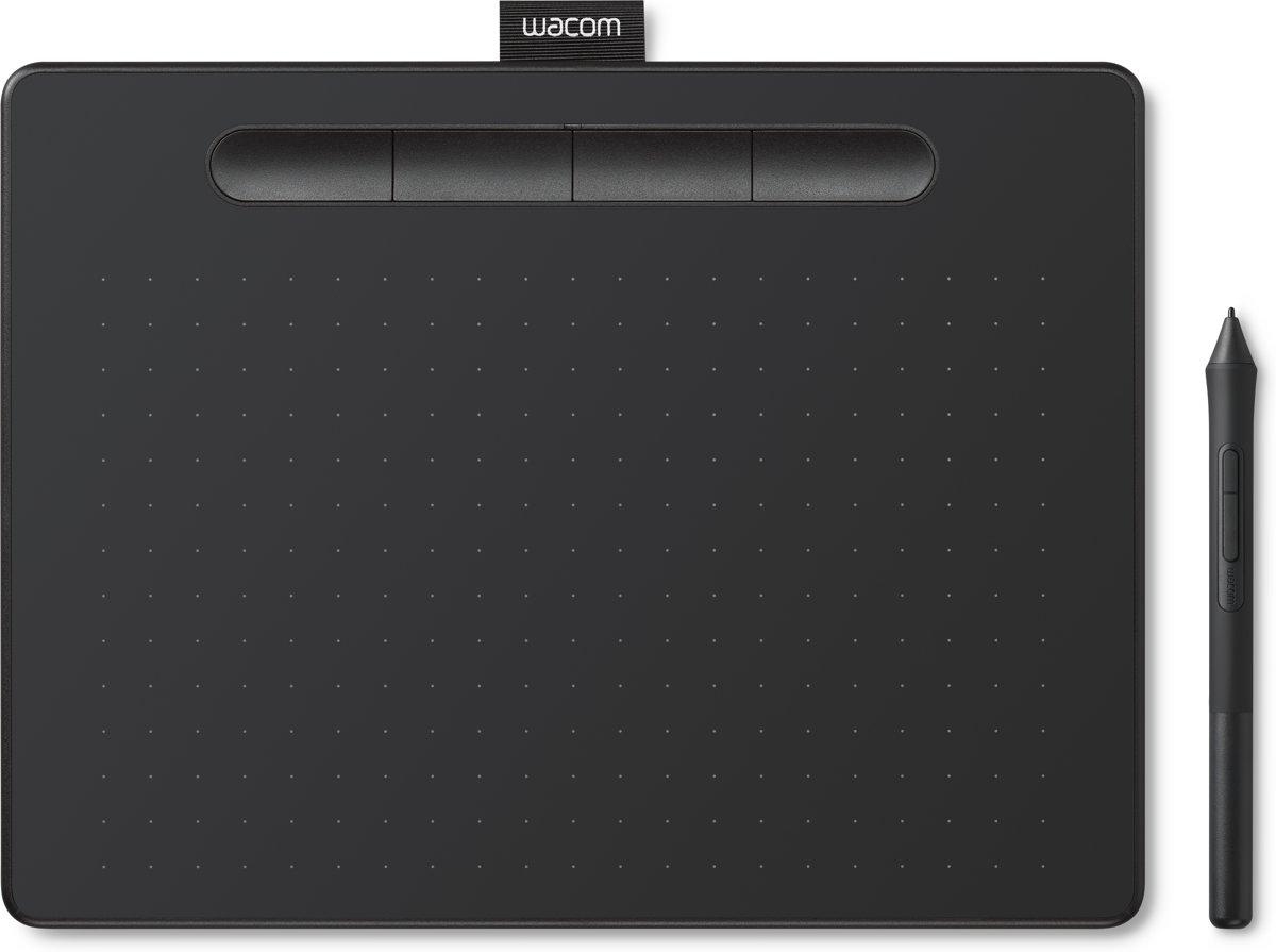 Wacom Intuos Comfort Plus Medium tekentablet Black