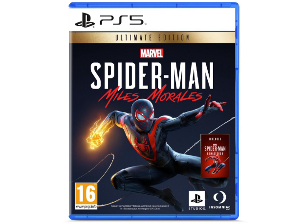 Marvel's Spider-Man: Miles Morales - Ultimate Edition - PS5
