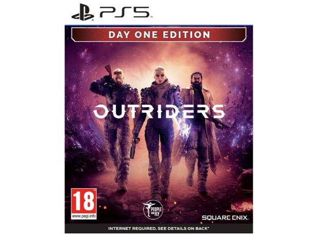 Outriders Day One Edition - PS5