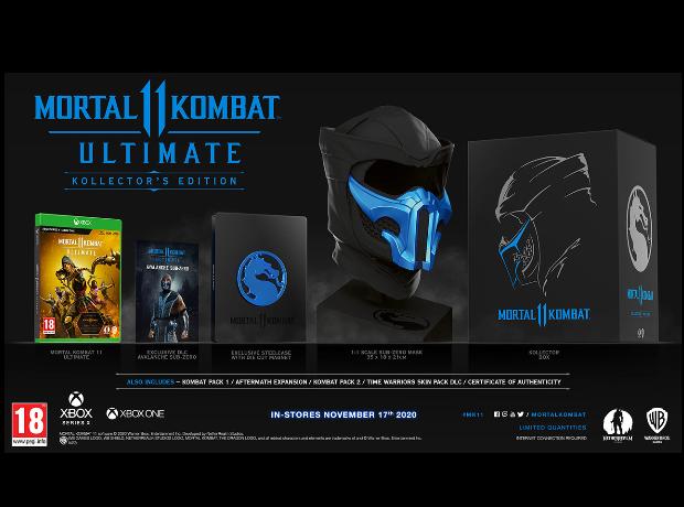 Mortal Kombat 11 Ultimate - Kollector's Edition - PS5