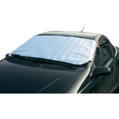 cartrend 70100 Antivries voorruitfolie aluminium Personenauto (b x h) 145 cm x 75 cm