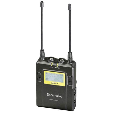 Saramonic Lavalier Microfoon Ontvanger UwMic9 RX9