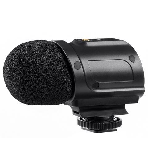 Saramonic Mini Stereo Condensator Microfoon SR-PMIC2