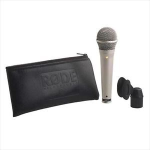 Rode S1 Silver Prof Live Performance Condenser Mic