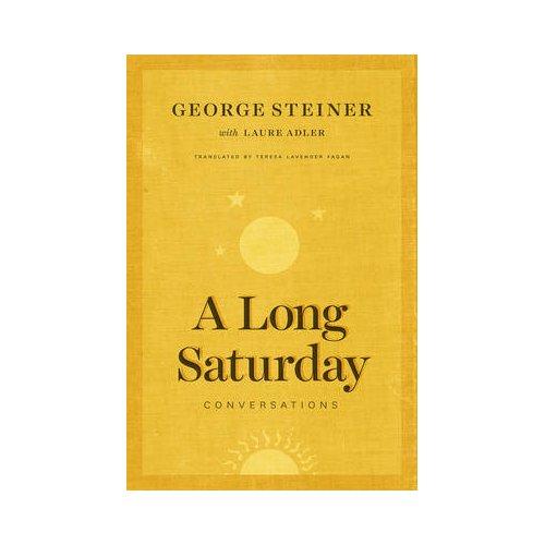 Long Saturday : Conversations - Laure Adler