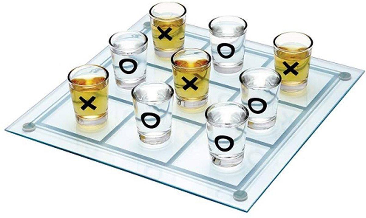 Drinking Tic Tac Toe - Drankspel